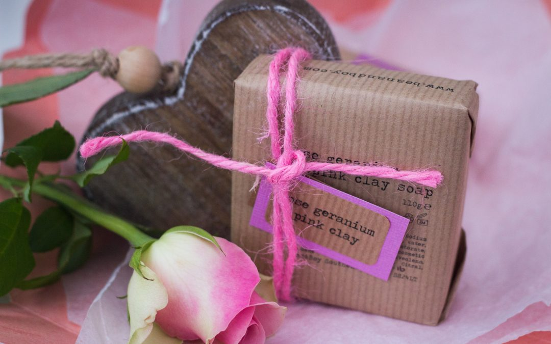 Customer Review: Rose Geranium & Pink Clay Soap