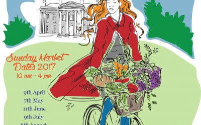 Hylands House Farmers Market: Join us this Sunday!