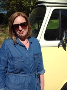 Kippford Classic Car Hire Beth