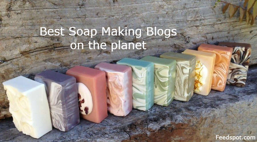 Top 100 Soapmaking Blogs
