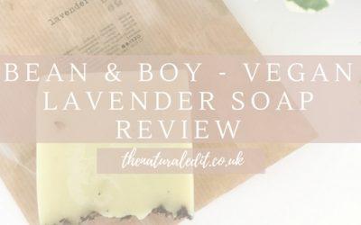 The Natural Edit: Lavender Soap Review