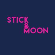 stick and moon