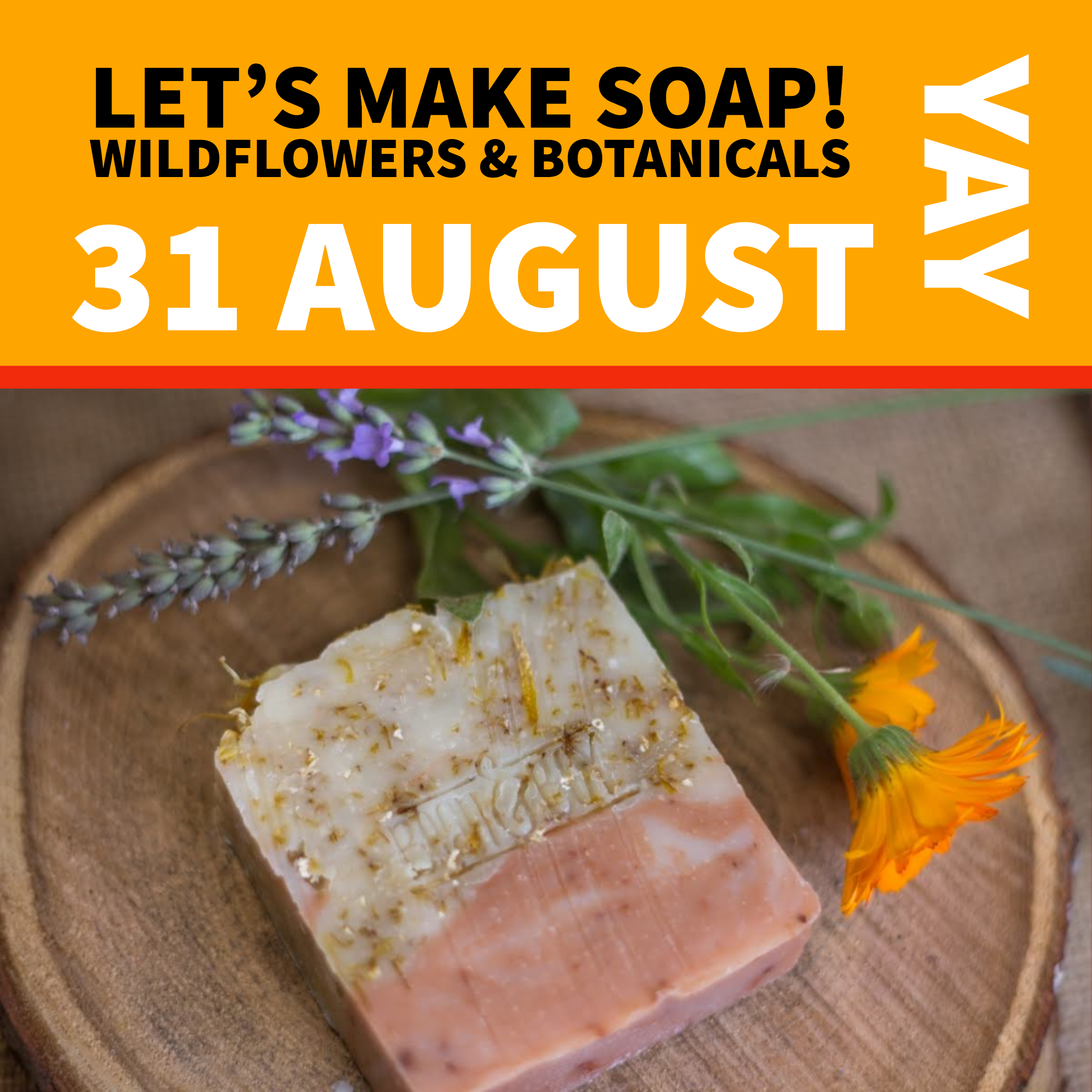soapmaking workshop essex