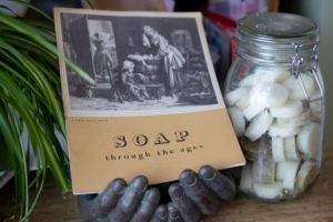 The History of Soap Making