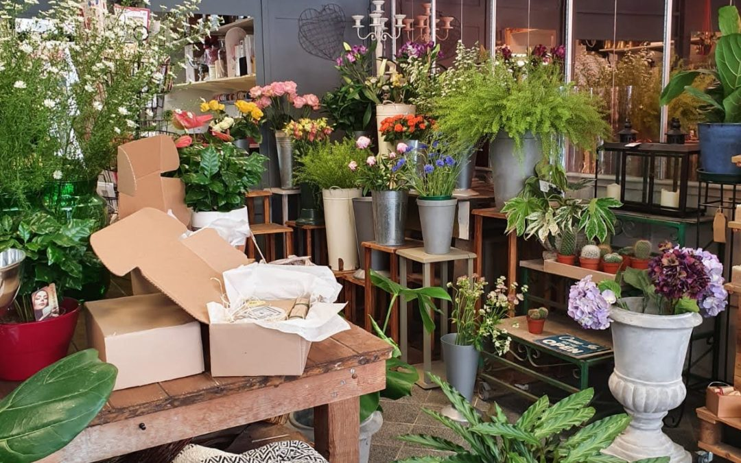 Our shop: Margaret Raymond Florist
