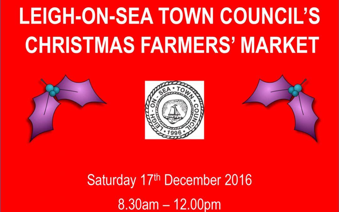 Leigh on Sea Farmer's Market