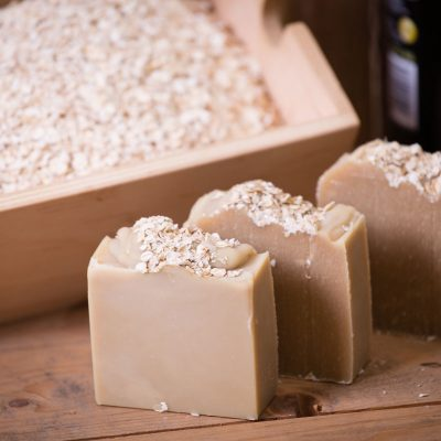 Bean and Boy Beer and Oatmeal Soap