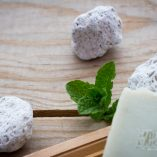 Pumice and Patchouli Natural Handmade Soap